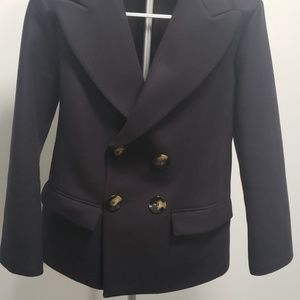 zara womans coat